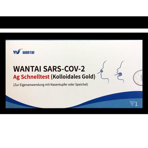 Wantai Sars-Cov-2 Ag Schnelltest